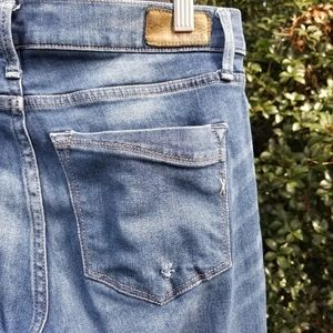 Express Jeans - Express Midrise Skinny, 6R